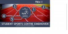 THE NETHERLANDS - TU/e-Student Sports Centre